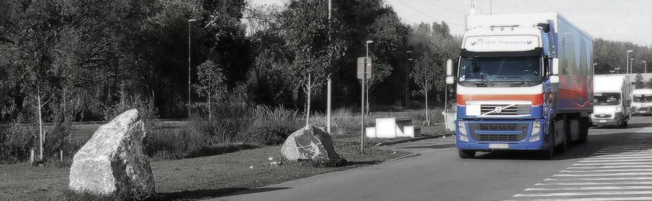 Transport logistiek Belgïe Luxemburg Nederland, paletten, colis